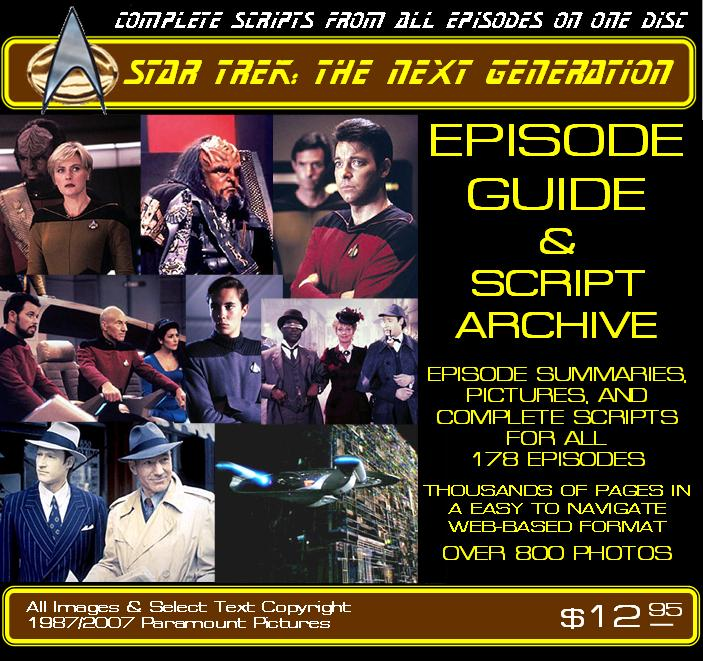 TNG Episode Cover