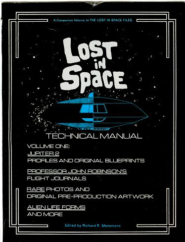 Lost In Space Tech Manual