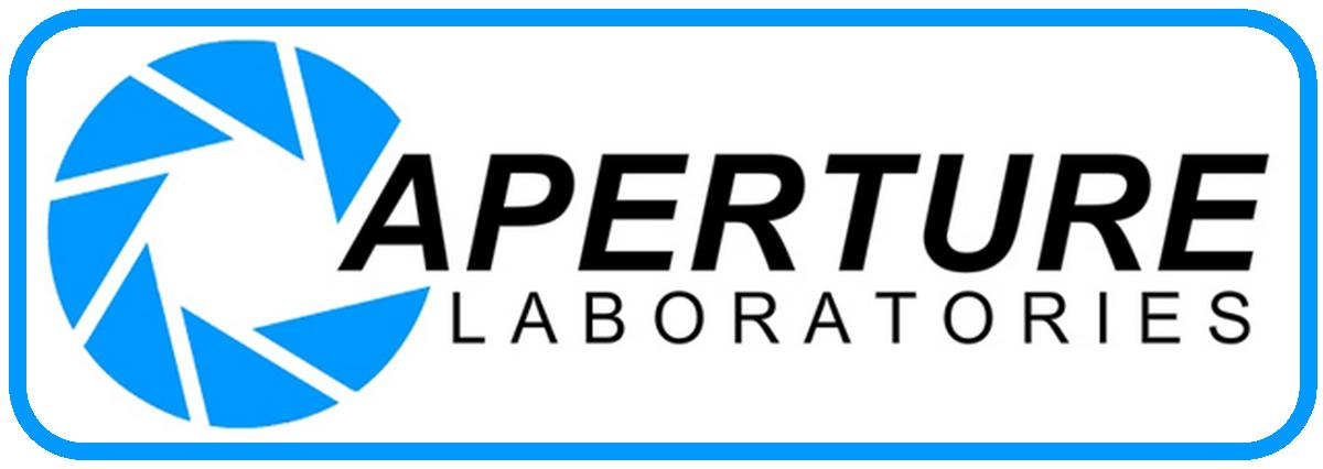 Aperture Labs Decal